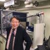 小川治夫准教授が着任されました。